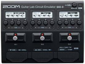 【即納可能】ZOOM GCE-3(新品)【送料無料】