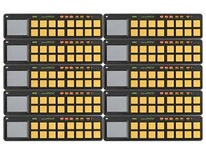 【まとめ買い】KORG nanoPAD2 ORGR オレンジ&グリーン 10個セット(新品)【送料無料】
