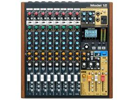 【マイクプレゼント対象】TASCAM Model 12(新品)【送料無料】