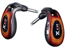 【即納可能】Xvive U2 Wireless Guitar System XV-U2/3S 3トーンサンバースト(新品)【送料無料】