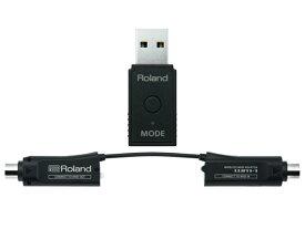 【即納可能】Roland WM-1 + WM-1D セット ワイヤレス MIDI アダプター + ドングル (新品)【送料無料】