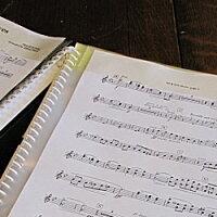 バンドファイル楽譜はこれでまとめちゃう。