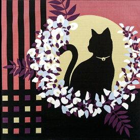 綿シャンタン 尺三巾春夜の集い