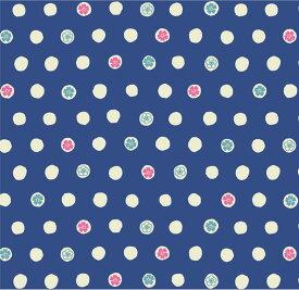 【風呂敷】青嵐風呂敷 ≪花紋≫ 二巾70cm 二巾風呂敷 ふろしき
