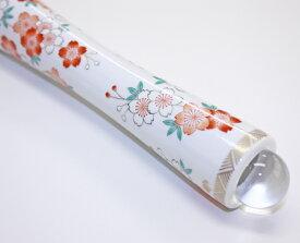 【有田焼 万華鏡】桜(円柱型テレイドタイプ)
