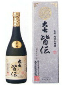 大七 皆伝 <純米吟醸酒720ml>
