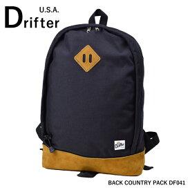 ドリフター Drifter BACK COUNTRY PACK DF041 【marquee】