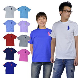 送料無料ラルフローレン POLO RALPH LAUREN BOYS ビッグポニー Tシャツ BIG PONY TEE 【marquee】