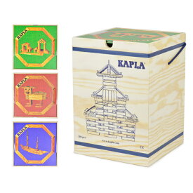 カプラ 280 積み木 木製 アートブック KAPLA ブロック280 【marquee】