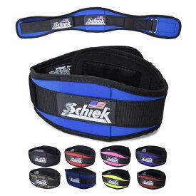 【5%還元!】SCHIEK シーク Workout Belt 2004 トレーニングベルト リフティング ベルト ウエイトリフティング 筋トレ【marquee】