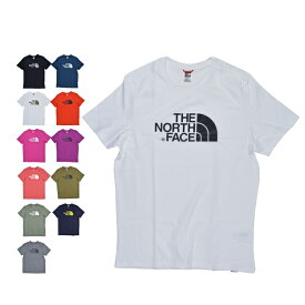 THE NORTH FACE ザ ノースフェイス M S/S EASY TEE FS0A2TX3 ロゴ Tシャツ メンズ レディース ユニセックス 半袖 カットソー【marquee】
