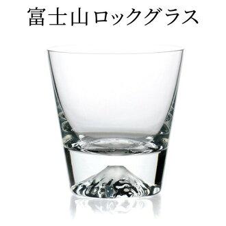 Mount Fuji lock glass