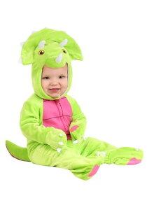 赤ちゃん 新生児 Tiny Triceratops コスチューム ハロウィン 子ども コスプレ 衣装 仮装 こども イベント 子ども パーティ ハロウィーン 学芸会 学園祭 学芸会 ショー お遊戯会 二次会 忘年会 新年