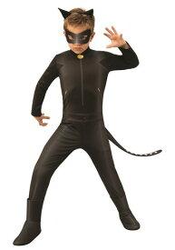 Miraculous Ladybug キッズ Cat Noir コスチューム ハロウィン 子ども コスプレ 衣装 仮装 こども イベント 子ども パーティ ハロウィーン 学芸会 学園祭 学芸会 ショー お遊戯会 二次会 忘年会 新年会 歓迎会 送迎会 出し物 余興 誕生日 発表会 バレンタイン ホワイトデー