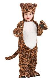 Toddler's Leapin' Leopard コスチューム ハロウィン 子ども コスプレ 衣装 仮装 こども イベント 子ども パーティ ハロウィーン 学芸会 学園祭 学芸会 ショー お遊戯会 二次会 忘年会 新年会 歓迎会 送迎会 出し物 余興 誕生日 発表会 バレンタイン ホワイトデー