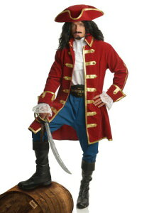 Mens Rum 海賊 パイレーツ コスチューム ハロウィン メンズ コスプレ 衣装 男性 仮装 男性用 イベント パーティ ハロウィーン 学芸会