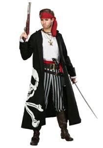 海賊 パイレーツ Flag Captain Mens コスチューム ハロウィン メンズ コスプレ 衣装 男性 仮装 男性用 イベント パーティ ハロウィーン 学芸会
