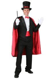 大人用 Magic Magician コスチューム ハロウィン メンズ コスプレ 衣装 男性 仮装 男性用 イベント パーティ ハロウィーン 学芸会