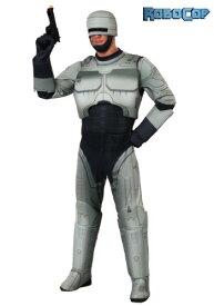 大人用 Robocop コスチューム ハロウィン メンズ コスプレ 衣装 男性 仮装 男性用 イベント パーティ ハロウィーン 学芸会