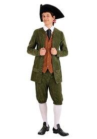 大人用 Colonial コスチューム ハロウィン メンズ コスプレ 衣装 男性 仮装 男性用 イベント パーティ ハロウィーン 学芸会