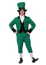 大きいサイズ Leprechaun コスチューム ハロウィン メンズ コスプレ 衣装 男性 仮装 男性用 イベント パーティ ハロウィーン 学芸会