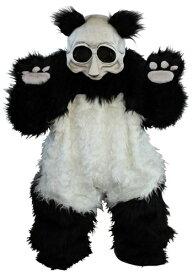 ゾンビ Panda コスチューム ハロウィン メンズ コスプレ 衣装 男性 仮装 男性用 イベント パーティ ハロウィーン 学芸会