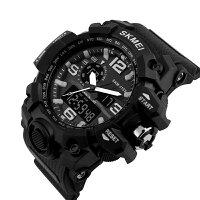 bb8b8ab3a2 PR SKMEI メンズ ウォッチ 腕時計 アナログ デジタル アラーム .