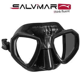 Salvimar サルビマー GOPRO6 用 ダイビング マスク ゴーグル スピアフィッシング 魚突き 銛 手銛 スキューバダイビング フリーダイビング シュノーケル ゴープロ GOPRO 4 5
