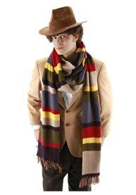 Fourth Doctor Who Long Scarf クリスマス ハロウィン コスプレ 衣装 仮装 小道具 おもしろい イベント パーティ ハロウィーン 学芸会 学園祭 学芸会 ショー お遊戯会 二次会 忘年会 新年会 歓迎会 送迎会 出し物 余興 誕生日 発表会 バレンタイン ホワイトデー
