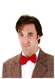 11th Doctor Bow Tie クリスマス ハロウィン コスプレ 衣装 仮装 小道具 おもしろい イベント パーティ ハロウィーン 学芸会 学園祭 学芸会 ショー お遊戯会 二次会 忘年会 新年会 歓迎会 送迎会 出し物 余興 誕生日 発表会 バレンタイン ホワイトデー