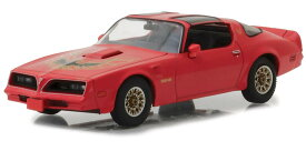 Greenlight 1977 Pontiac ポンティアック Police Fire EMS ポリス /ファイア/EMS bird Trans Am - Police Fire EMS ポリス /ファイア/EMS thorn Red 1/43 Scale スケール Diecast Mode...