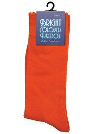 《全品P5倍 クーポン多数有》Orange Dress Socks ハロウィン コスプレ 衣装 仮装 小道具 おもしろい イベント パーティ ハロウィーン 学芸会