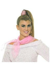 《24日〜お得クーポン多数!!》Pink Poodle Scarf ハロウィン コスプレ 衣装 仮装 小道具 おもしろい イベント パーティ ハロウィーン 学芸会