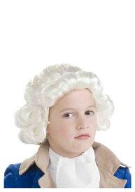 Colonial 男の子 ウィッグ ハロウィン コスプレ 衣装 仮装 小道具 おもしろい イベント パーティ ハロウィーン 学芸会