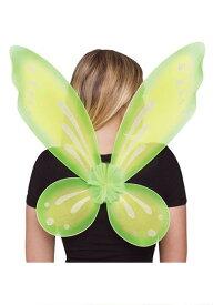 大人用 Green Pixie Fairy 羽 ハロウィン コスプレ 衣装 仮装 小道具 おもしろい イベント パーティ ハロウィーン 学芸会