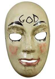 The Purge God マスク ハロウィン コスプレ 衣装 仮装 小道具 おもしろい イベント パーティ ハロウィーン 学芸会