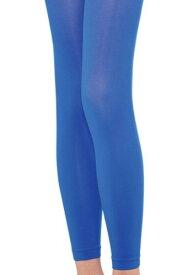 【マラソン初日 最大20%OFFクーポン有】Blue Footless Tights for Women ハロウィン コスプレ 衣装 仮装 小道具 おもしろい イベント パーティ ハロウィーン 学芸会