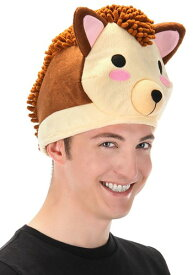 キッズ Hedgehog Quirky Kawaii 帽子 ハット ハロウィン コスプレ 衣装 仮装 小道具 おもしろい イベント パーティ ハロウィーン 学芸会