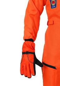 《全品P5倍 クーポン多数有》大人用 Orange 宇宙飛行士 グローブs ハロウィン コスプレ 衣装 仮装 小道具 おもしろい イベント パーティ ハロウィーン 学芸会