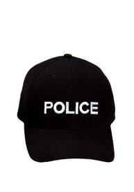大人用 ポリス 警察 Baseball Cap ハロウィン コスプレ 衣装 仮装 小道具 おもしろい イベント パーティ ハロウィーン 学芸会