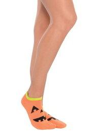 Jack O Lantern Ankle Socks ハロウィン コスプレ 衣装 仮装 小道具 おもしろい イベント パーティ ハロウィーン 学芸会