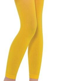 Child's Yellow Tights ハロウィン コスプレ 衣装 仮装 小道具 おもしろい イベント パーティ ハロウィーン 学芸会