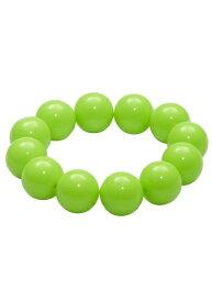 【マラソン最終日 最大20%OFFクーポン有】80's Green Gumball Bracelet ハロウィン コスプレ 衣装 仮装 小道具 おもしろい イベント パーティ ハロウィーン 学芸会