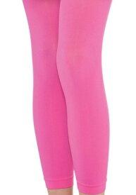 チャイルド Pink Footless Tights ハロウィン コスプレ 衣装 仮装 小道具 おもしろい イベント パーティ ハロウィーン 学芸会