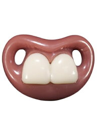 Two Front Teeth Pacifier ハロウィン コスプレ 衣装 仮装 小道具 おもしろい イベント パーティ ハロウィーン 学芸会