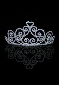 大人用 Sparkle Heart Tiara ハロウィン コスプレ 衣装 仮装 小道具 おもしろい イベント パーティ ハロウィーン 学芸会