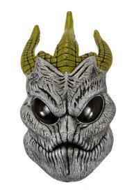 Silurian Half EVA マスク ハロウィン コスプレ 衣装 仮装 小道具 おもしろい イベント パーティ ハロウィーン 学芸会