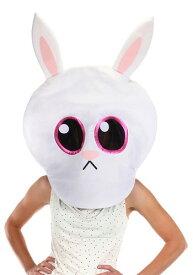 Big Bunny マスクot Head ハロウィン コスプレ 衣装 仮装 小道具 おもしろい イベント パーティ ハロウィーン 学芸会