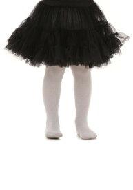 幼児 ブラック Knee Length Crinoline ハロウィン コスプレ 衣装 仮装 小道具 おもしろい イベント パーティ ハロウィーン 学芸会