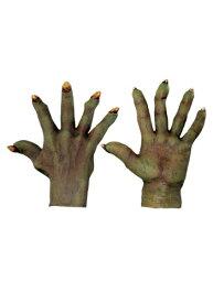 大人用 邪悪な Green Hands ハロウィン コスプレ 衣装 仮装 小道具 おもしろい イベント パーティ ハロウィーン 学芸会